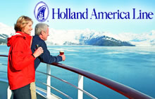 Holland America to Alaska