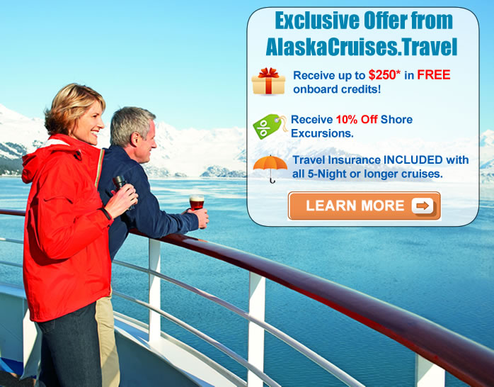 Alaska Cruise Search