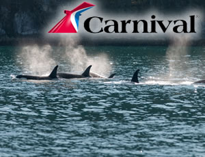 Carnival Cruise Line to Alaska