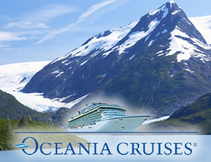 Oceania Cruises to Alaska